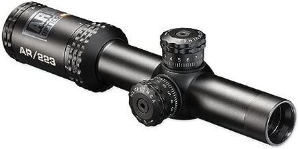 Bushnell AR Optics, Drop Zone Reticle Riflescope with Target Turrets, Matte Black, 1-4x/24mm