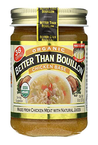 Better Than Bouillon Chicken Base, 8 oz Jar in a Gift Box
