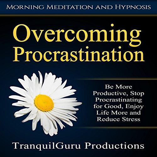Overcoming Procrastination audiobook cover art
