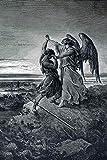 // TPCK // Gustave Dore – Jacob Wrestling mit dem Engel