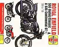 Royal Enfield 500 Bullet / Classic & 535 Continental GT Haynes Service & Repair Manual: '09 to '18