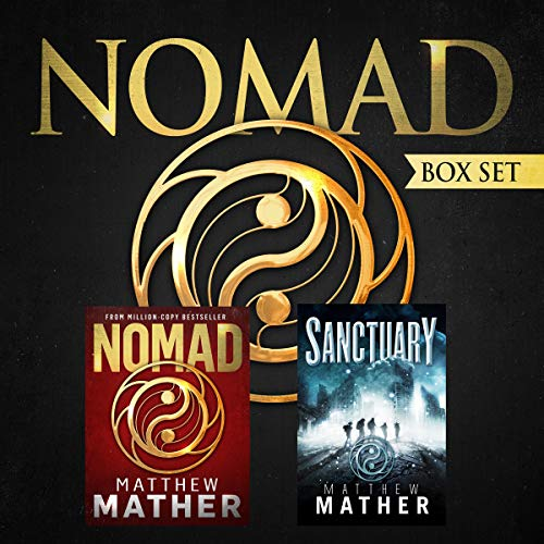The Nomad Series: Nomad & Sanctuary cover art