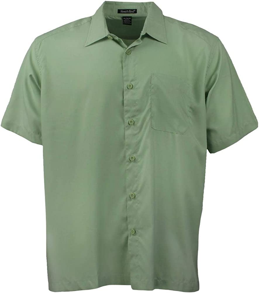 Rivers' End Womens Yarn Dye Chambray Shirt Top Casual - Black