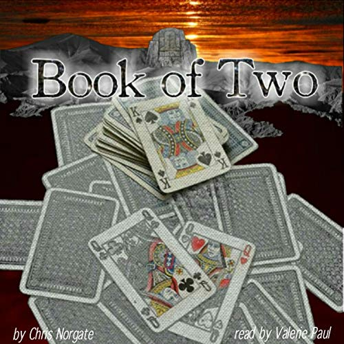 Book of Two audiobook cover art