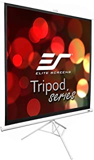 "Elite Screens Tripod projection screen 2.16 m (85"") 1:1 - Elite Screens Tripod, Manual, 2.16 m (85""), 152.7 cm, 152.7 cm, 1:1"