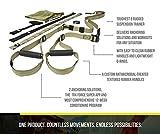 TRX Force Kit Tactical Suspension Trainer inkl. TRX Force Super App - 2