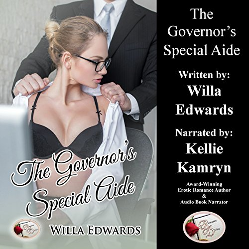 The Governor's Special Aide audiobook cover art