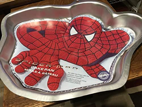 Wilton Spider-Man Spiderman Kuchenform (2105-5050, 2002) Marvel Comics