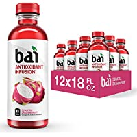 12-Count Bai Flavored Water, 18 Fluid Ounce Bottles