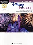 Disney Classics Trombone +CD (Disney Classics Playalong): Instrumental Play-Along