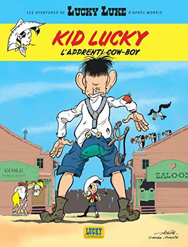 Les Aventures de Kid Lucky d'après Morris