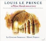 Le Prince: Missa Macula Non Est