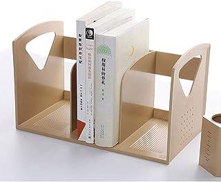 Desk Shelf Desk Storage Basket Desk Shelf Book Shelf Box Creative Student Bookend Office Shelf A4 Finishing Box Plastic