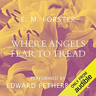 Where Angels Fear to Tread audiobook cover art