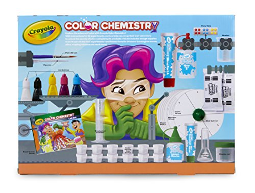 Crayola Color Chemistry Set is one of the best toys for boys ages 7 and up