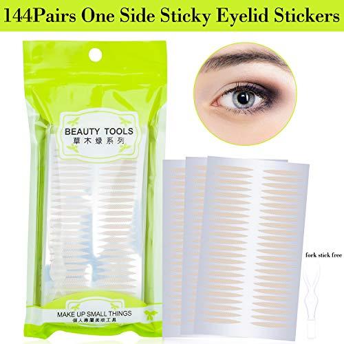 Pormasbenzer Sticky Fiber Double Eyelid Tape