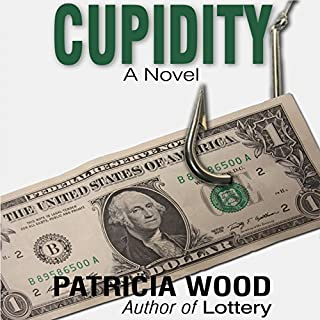Cupidity audiobook cover art