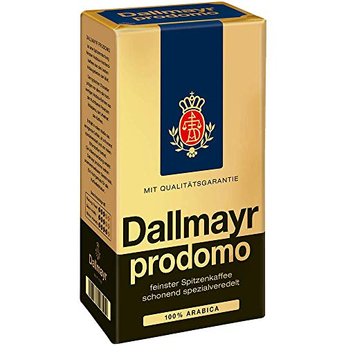 Dallmayr -   prodomo gemahlen,