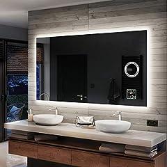 Badspiegel 100x60cm