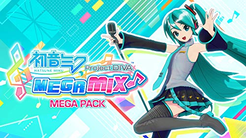 Hatsune Miku: Project DIVA Mega Mix Standard - Switch [Digital Code]