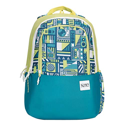 Wildcraft 31 Ltrs Green Casual Backpack (11954 Green)