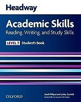 Academic Skills Reading, Writing, and Study Skills Level 3 (Headway)