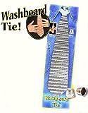 Washboard (zydeco) Tie