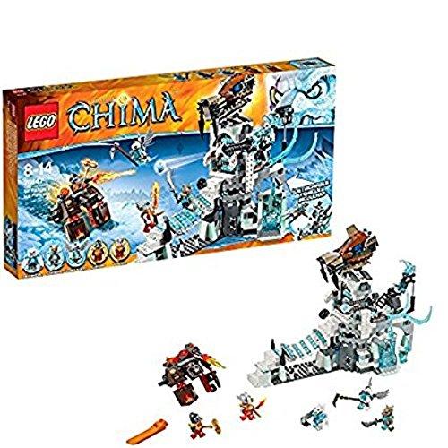 レゴ チーマ フィンガー卿のアイス要塞 70147