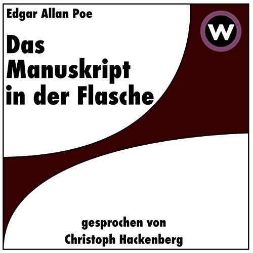 Das Manuskript in der Flasche Titelbild