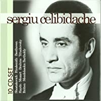 Sergiu Celibidache conducts: Shostakovich, Beethoven, Haydn, Mozart, Brahms, Tchaikovsky...