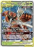 Pheromosa & Buzzwole GX - 1/214 - Ultra Rare - Unbroken Bonds - NM/M - 100% Guaranteed Authentic