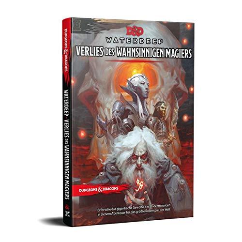 D&D: Waterdeep: Das Verlies des wahnsinnigen Magiers (Dungeons and Dragons Abenteuer)