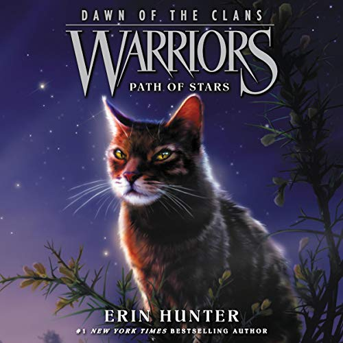 Path of Stars Audiobook By Erin Hunter cover art