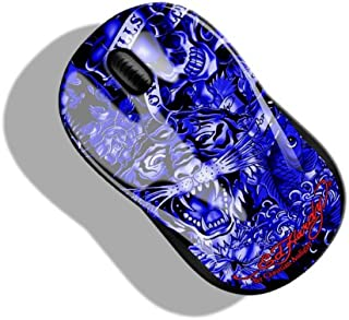 Ed Hardy Limited Edition Optical Mouse (Blue)