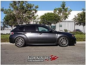 Tanabe DF210 Springs 10-10 Impreza WRX (tdf140)