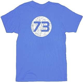 Sheldon 73 Light Blue Adult T-Shirt