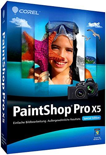 Corel PaintShop Pro X5 Special Edition