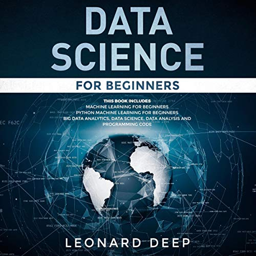 Data Science for Beginners cover art