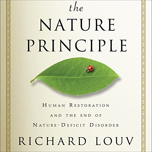 The Nature Principle audiobook cover art