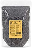 KoRo - Semillas de chia bio 1 kg - Superalimentos naturales - De cultivo ecológico controlado y sin aditivos