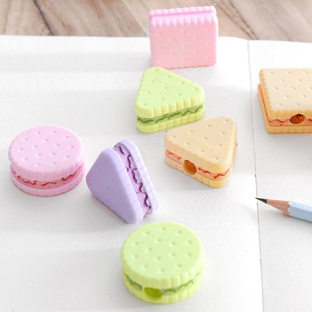 HJPOQZ Cute Cookie Sharpener School Girls Supplies Max 75% OFF Boys S Pencil Regular store