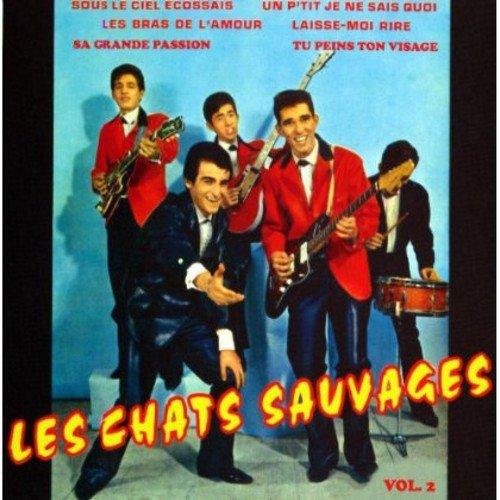 Les Chats Sauvages/Vol. 2