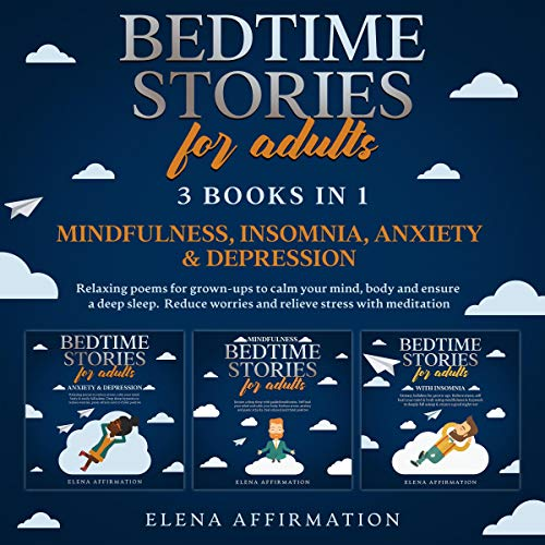 Bedtime Stories for Adults: 3 books in 1 cover art