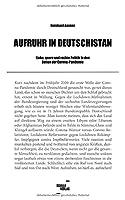 Aufruhr in Deutschistan: Linke, quere und rechte Politik in den Zeiten der Corona-Pandemie