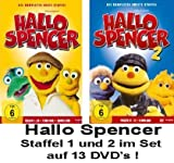 Hallo Spencer Staffel 1+2 (13 DVDs)
