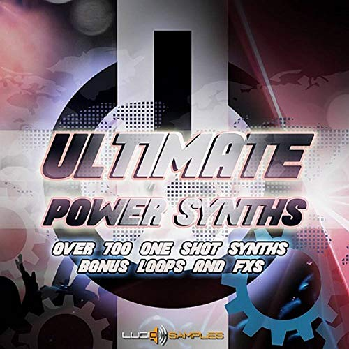 Ultimate Power Synths - Große Sammlung von Techno Synth Sounds Download