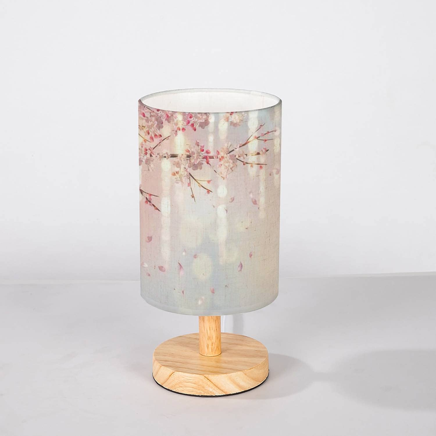 Minimalist Bedside Table Lamp Background or Blo with Plum overseas Dallas Mall Cherry