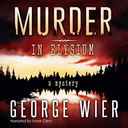 Murder in Elysium cover art