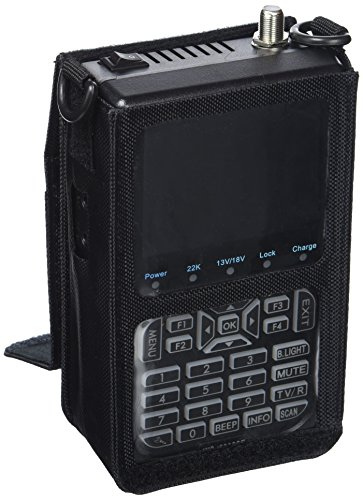 Satlink WS-WS6908Satfinder für TV schwarz