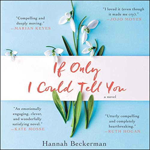 Couverture de If Only I Could Tell You
